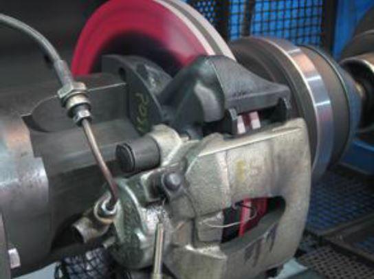Tests qualité Freinage Technik'a