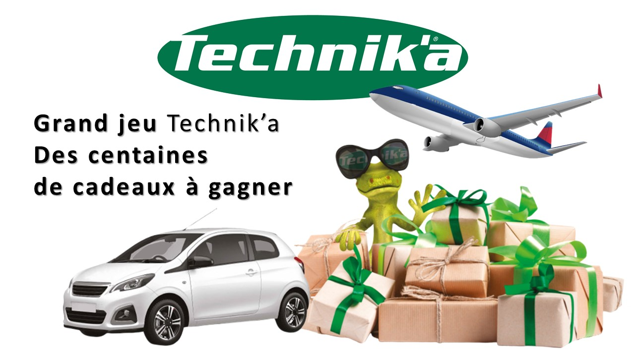 Grand jeu Technik'a